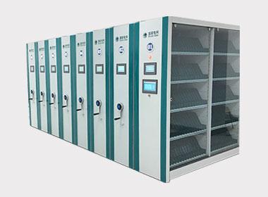 光电型RFID智能档案密集柜-II型