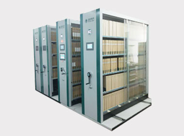 RFID智能档案密集柜-I型