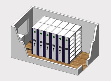 物证保全柜及管理系统