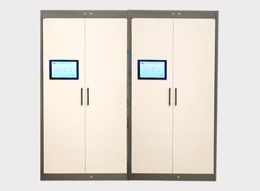 电动智能文件柜