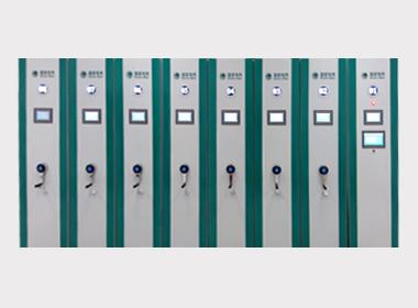 RFID智能密集柜系统